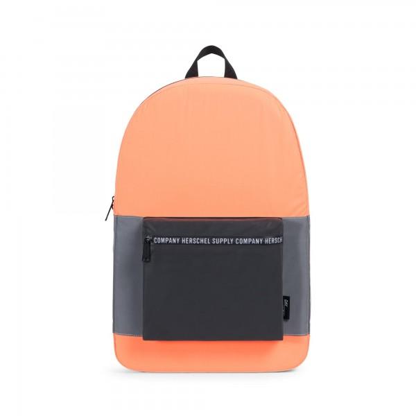 """Herschel Rucksack """"Daypack"""" (Orange/Schwarz)"""