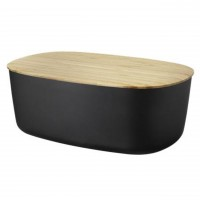 "Stelton Rig-Tig Brotkasten ""Box it"" (Schwarz)"