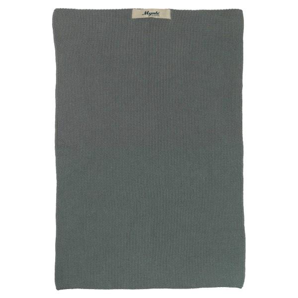 Grob gestrickt: Baumwoll-Küchentuch von Ib Laursen
