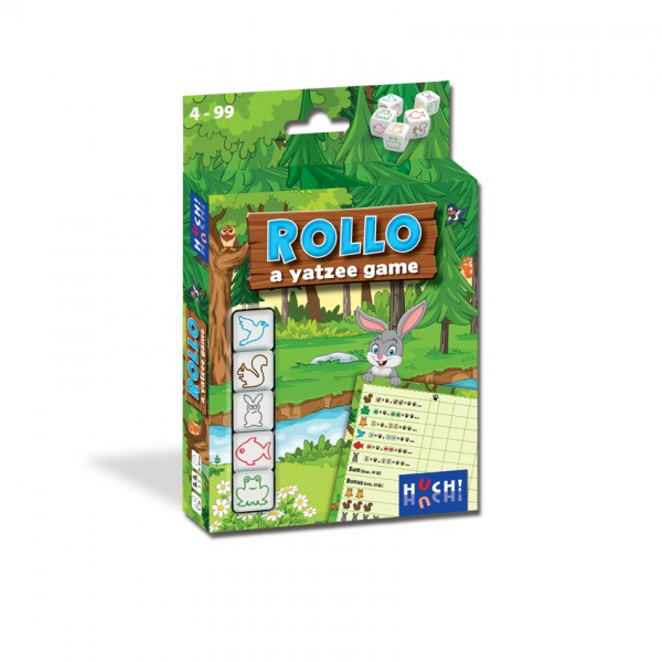 Familienspiel Rollo von HUCH!