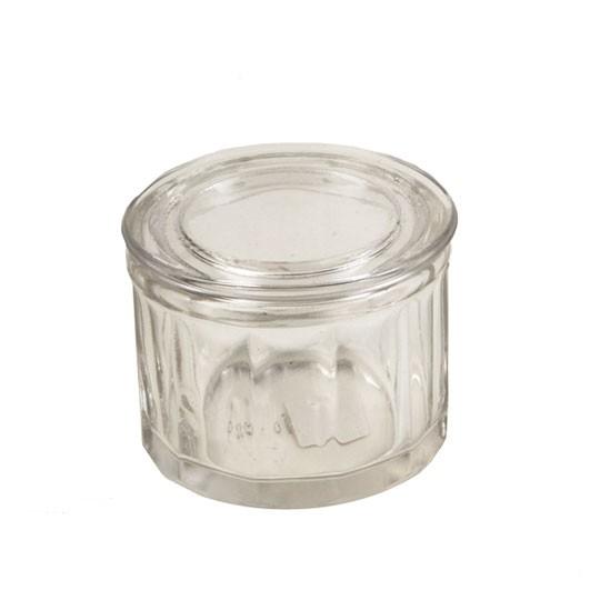 """Ib Laursen Nostalgischer Glasbehälter """"Salz"""