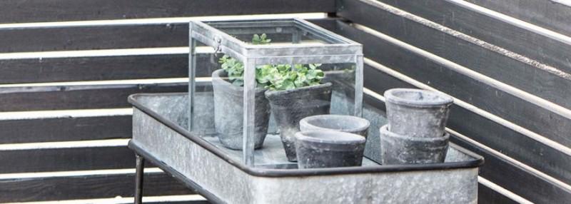 Balkon & Gartendeko