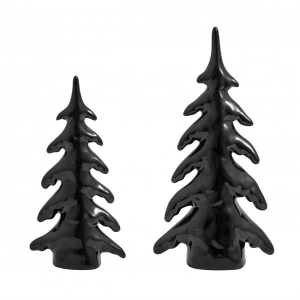 Skandinavische Weihnachtsdeko: Keramikbäume von Nordal