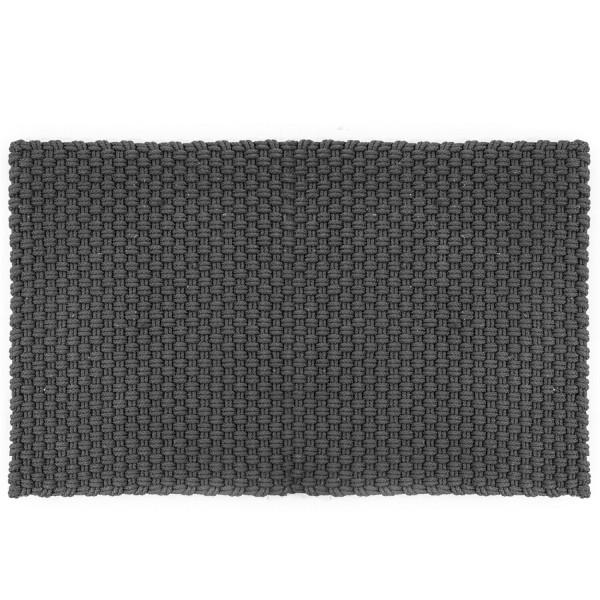 """In-/Outdoor-Fußmatte """"UNI"""" - 72x92 (Grau) von pad"""