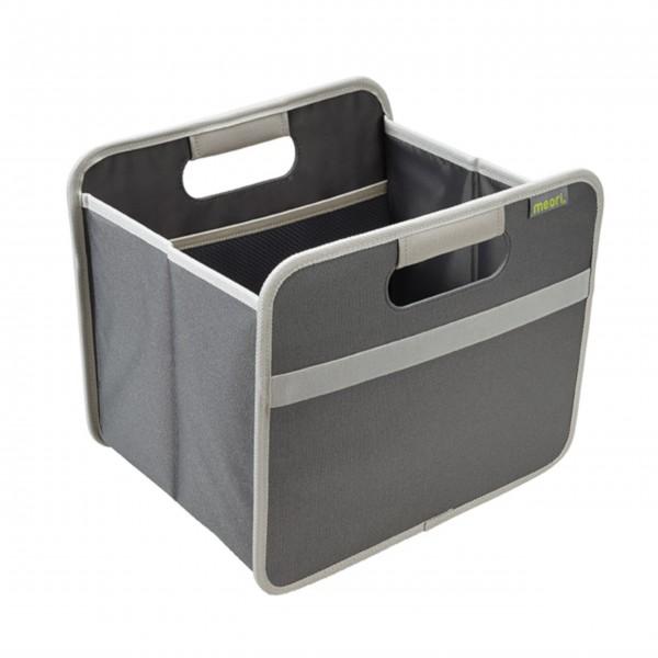 """meori Faltbox """"Granite Grey Solid"""" - S"""