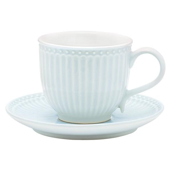 Für alle Alice-Liebhaber - die neue Tasse von GreenGate