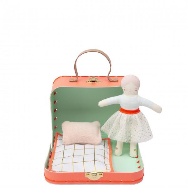 """Spielkoffer """"Puppe - Matilda"""" von Meri Meri"""