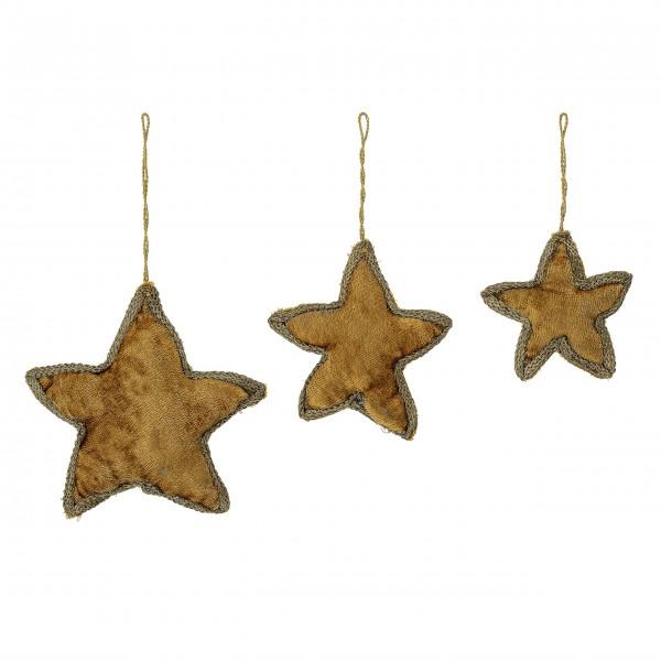"Bloomingville Baumschmuck ""Star"" (Gold)"