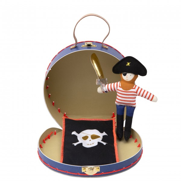 """Spielkoffer """"Pirat"""" von Meri Meri"""