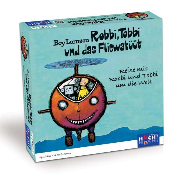 Kinderspiel Robbi, Tobbi und das Fliewatüüt
