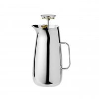 Mit integriertem Pressfilter: Teekanne von Stelton