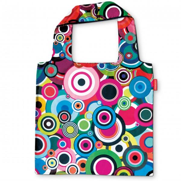 Gute Laune beim Shoppen: mit der Tasche von Remember