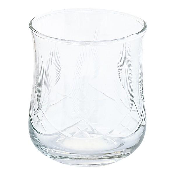 Wasserglas mit Schliff von GreenGate