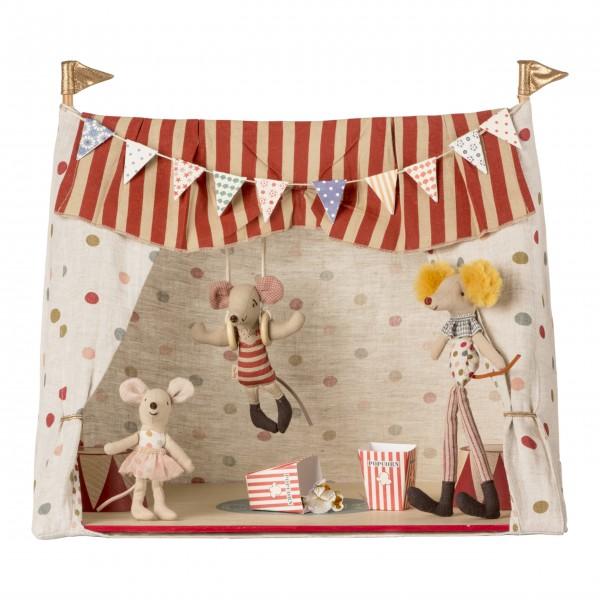 Maileg Zirkus inkl. 3 Zirkus-Mäuse