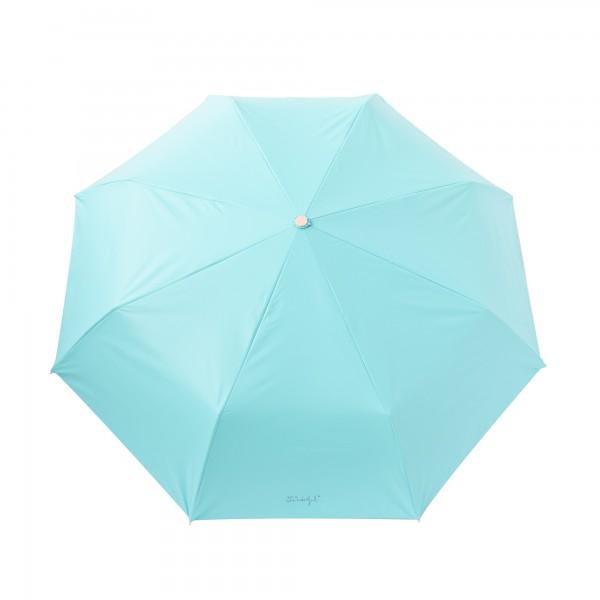 """Regenschirm """"Innenmuster Wolken"""" (Blau) M von mr. wonderful*"""