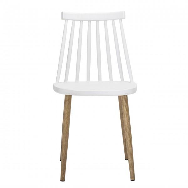 """Bloomingville Stuhl """"Bajo"""" (Weiß)"""