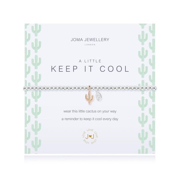 Joma Jewellery a little KEEP IT COOL - bracelet