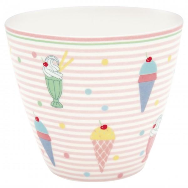 "GreenGate Latte Cup ""Isa"" (Pale Pink)"