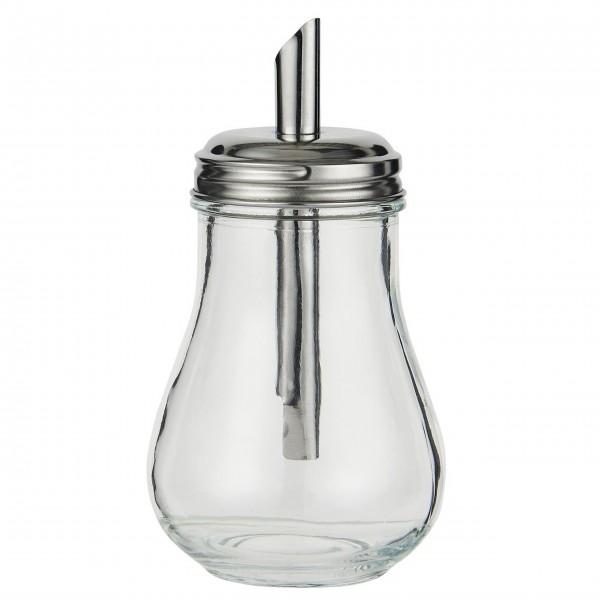 Hochwertiger Zuckerstreuer aus Glas von Ib Laursen