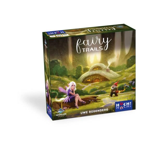 """Strategiespiel """"Fairy Trails"""" von HUCH!"""