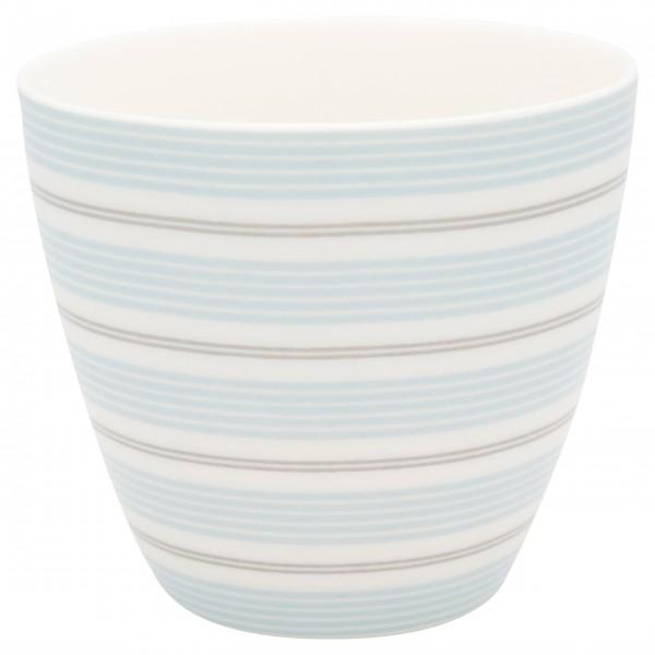 """GreenGate Latte Cup """"Tova"""" (Pale Blue)"""
