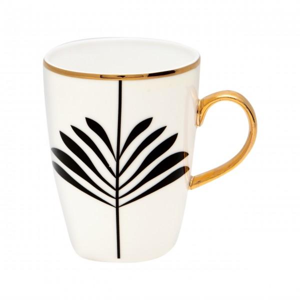 "GreenGate Espresso-Tasse ""Maxime"" (Black)"