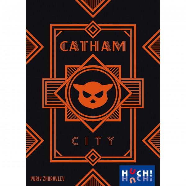 """Familienspiel """"Catham City"""" von HUCH!"""