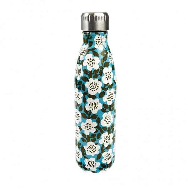 """Wasserflasche aus Edelstahl """"Astrid Olive"""" von Rex LONDON"""