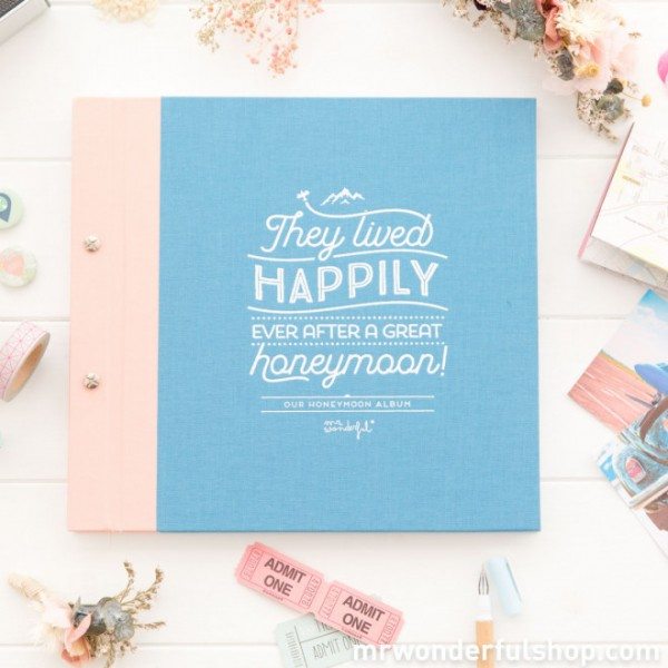 "Fotoalbum ""Our Honeymoon Album"" von mr. wonderful*"