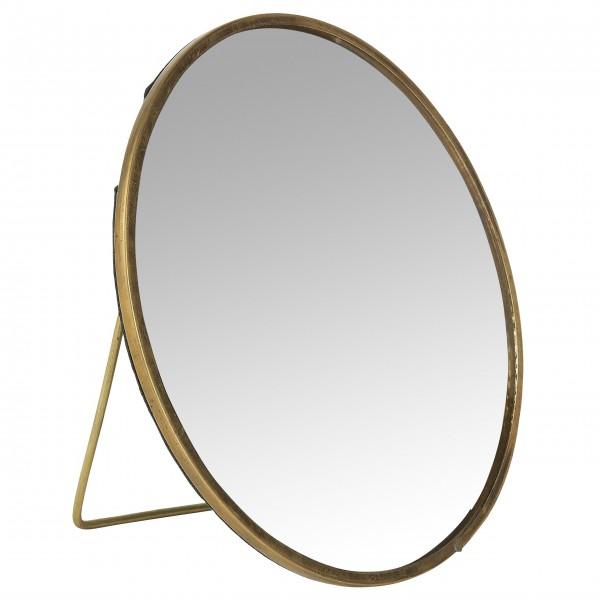 Ib Laursen Spiegel rund stehend