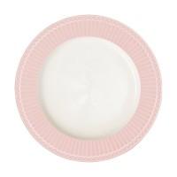 Rosa Teller aus Porzellan - Schönes Geschirr von GreenGate