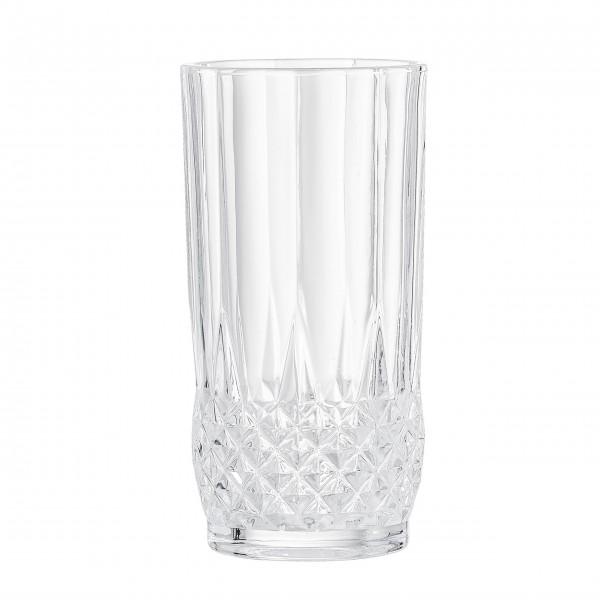 Wasserglas mit schönem Schliff - von Bloomingville