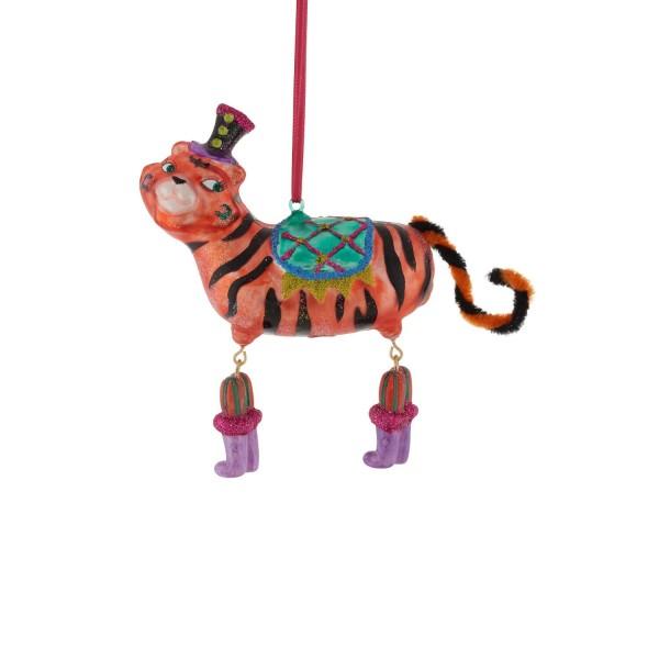 """Gift Company Hänger """"Tiger mit wackeligen Beinen"""""""