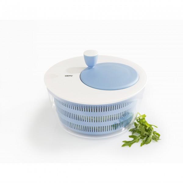 """Salatschleuder """"Rotare"""" (Hellblau) von GEFU"""