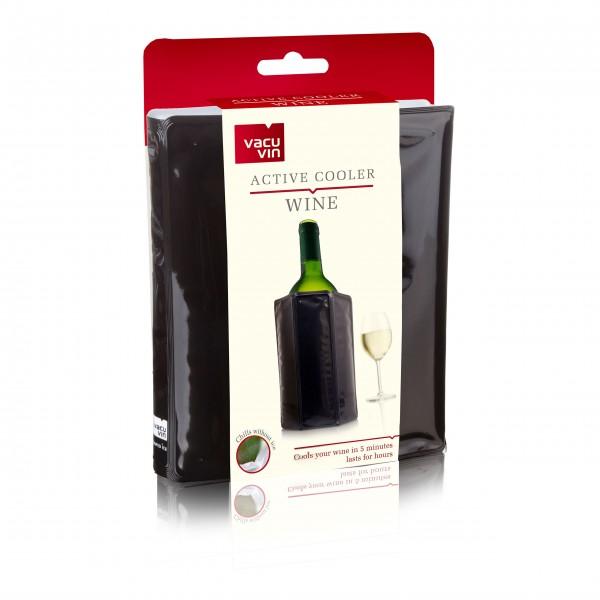 """Kühle Getränke in 5 Minuten mit dem Vacu Vin Flaschenkühler """"Motiv"""""""
