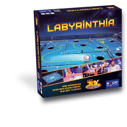 """""""Labyrinthia"""" Geschicklichkeitsspiel für Kinder von HUCH!"""