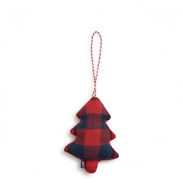 "Lexington Weihnachtsdekoration ""Christmas"" (Rot)"