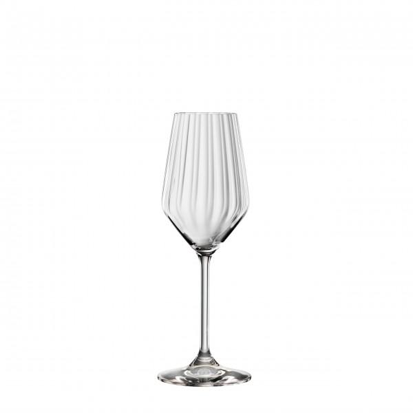 Hochwertige Champagnergläser aus der Lifestyle Kollektion von Spiegelau