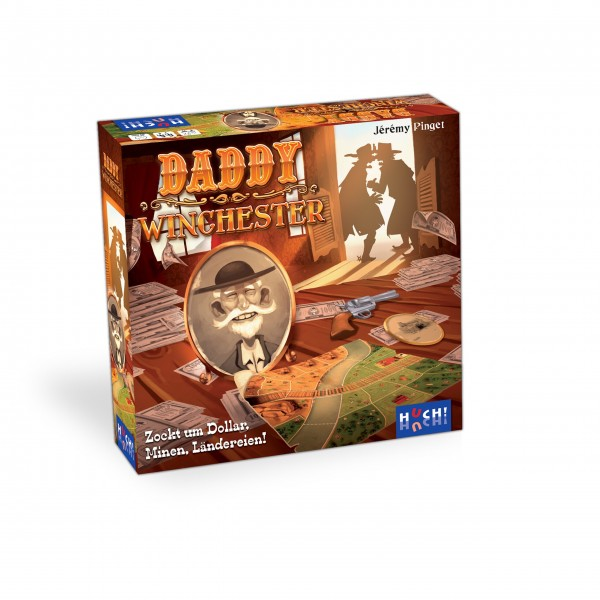 Familienspiel Daddy Winchester von HUCH!