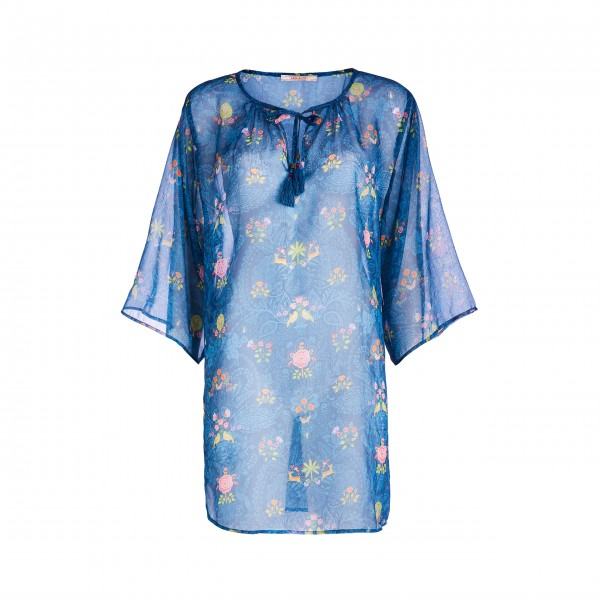 "Pip Studio Tunika ""Darlin Yes Madam"" (Blue) - XS"