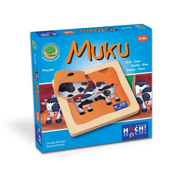 Kinderspiel Muku von HUCH!