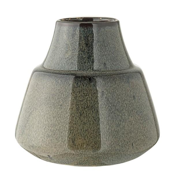 """Bloomingville Große Vase """"Aztec"""" (Blau)"""
