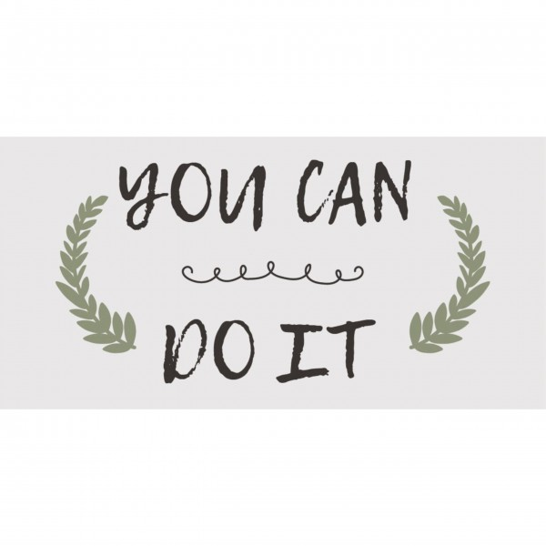 """Ib Laursen Magnet """"You can do it"""""""
