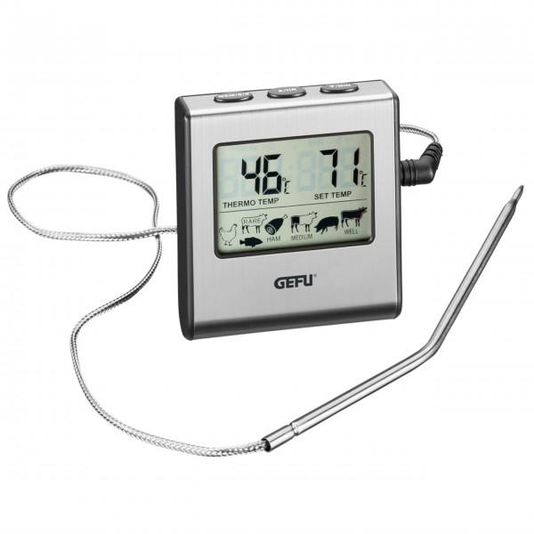 """Digitales Bratenthermometer mit Timer """"Tempere"""" von GEFU"""