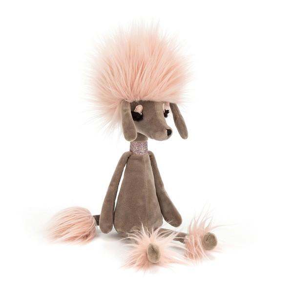 "Jellycat Stofftier ""Pudel - Swellegant Penelope"" (Pink)"