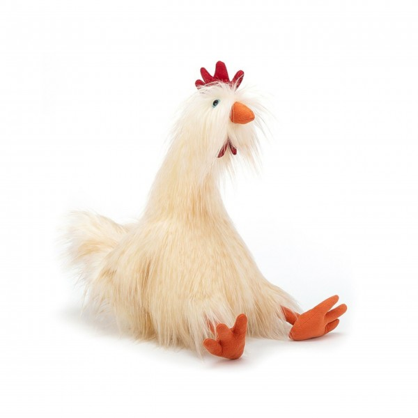 "Jellycat Stofftier ""Huhn - Charlie"""