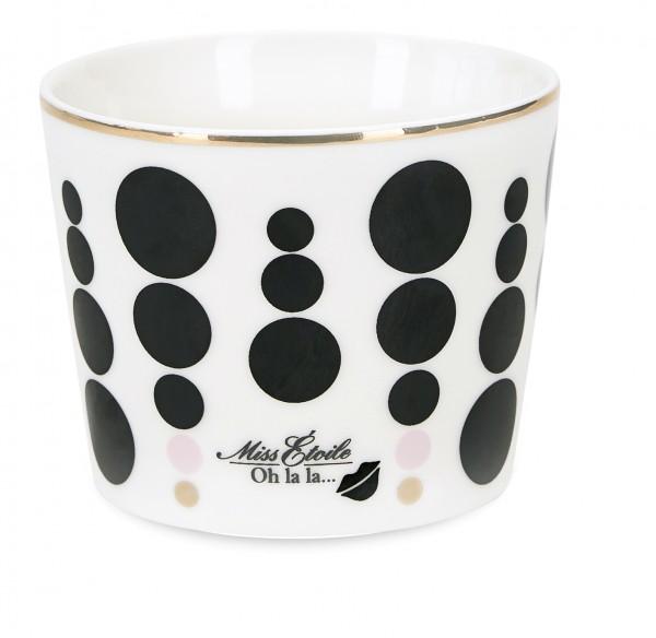 Keramikbecher für Nachspeise & mehr - von Miss Étoile