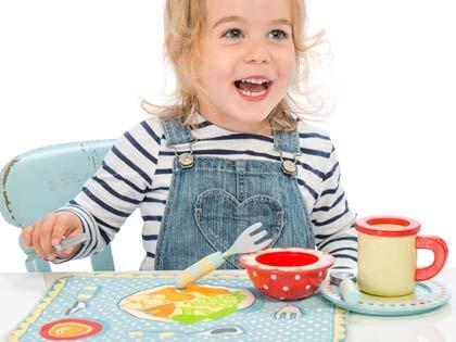 Kinderküchen Zauber