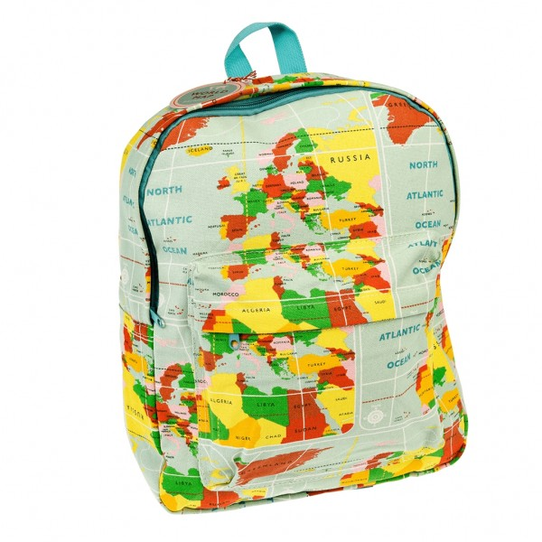 "Rucksack "" World Map"" von Rex LONDON"