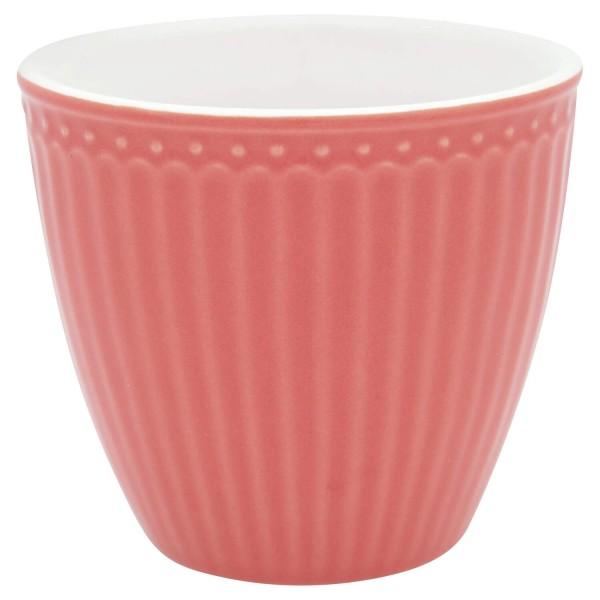 "GreenGate Latte Cup ""Alice"" (Coral)"